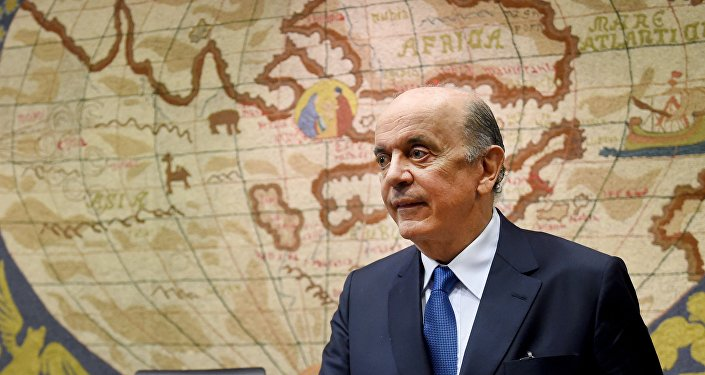 Mr. Serra supports lower tariffs to Brazilian exports