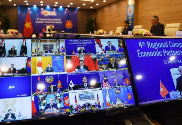 Notes on the RCEP Trade Agreement